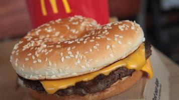 McDonald's workers make sexual harassment complaints