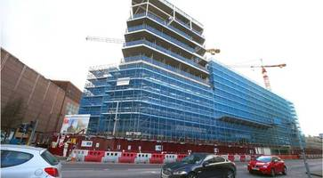 work to resume on ulster university's £250m belfast campus as deal struck