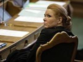 Denmark's immigration minister says Muslims fasting for Ramadan pose a safety hazard