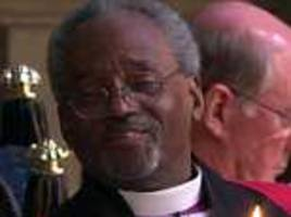 senior cleric slams rev michael curry's royal wedding sermon