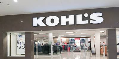 kohl's says a shift in the calendar is going to be a 'headwind' for the 2nd half of the year (kss)