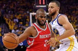 Jason Whitlock thinks Chris Paul is 'cracking' under the pressure of the Western Conference Finals