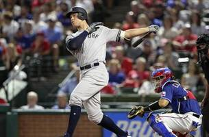 torres homers twice off colon as yankees beat rangers 10-5