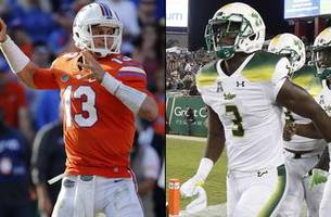 Florida, USF planning to play 3 times between 2022-25