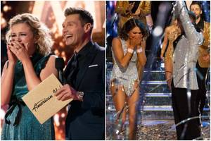 ratings: 'american idol,' 'dwts' finales carry abc to monday win