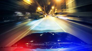 my life behind the wheel, by police pursuit driver