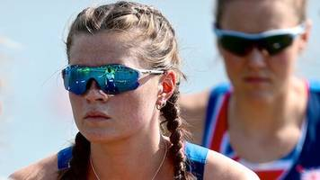 world rowing championships: rebecca shorten named in great britain squad