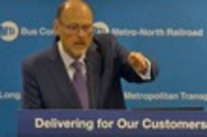 joe lhota has many side hustles. running the mta is just one of them
