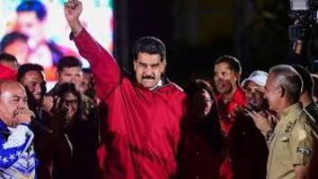 us tightens financial sanctions on venezuela following president maduro's controversial election victory