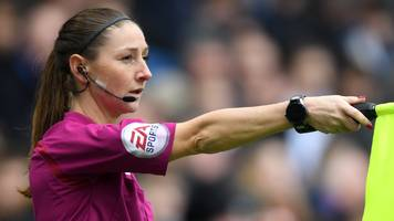 Female Premier League referee only a matter of time - Massey-Ellis