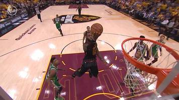 nba: lebron james breaks record in 44-point display against boston celtics