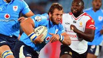Why South Africa's Schoeman is pledging his future to Scotland