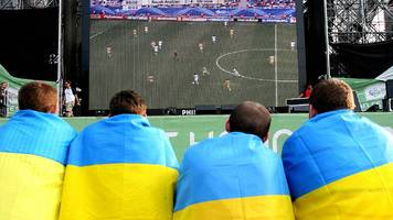 Ukraine match fixing: 35 clubs accused and about 50 people detained