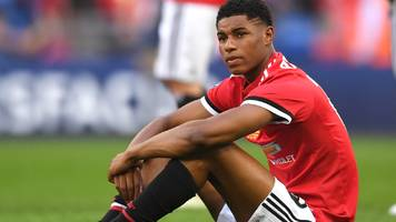 manchester attack: marcus rashford 'proud to be mancunian'
