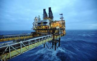 bp defers work on north sea gas field as it awaits us iran sanctions impact