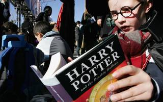 bloomsbury results boosted by 30 per cent spike in harry potter sales