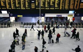 forget timetables, london's stations need the shake-up