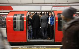 here's the latest official ranking of the hottest tube lines