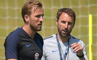 southgate names kane as england's world cup skipper
