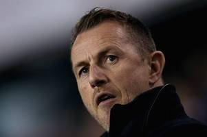 gary rowett's first quotes as stoke city manager