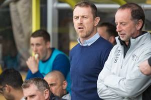 latest on gary rowett as former burton albion boss looks set for stoke city move