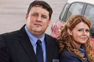 peter kay 'confirms new sitcom' ahead of car share finale this bank holiday monday