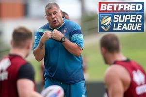 super league news: wigan warriors' shaun wane open to rugby union role, more leeds rhinos injuries