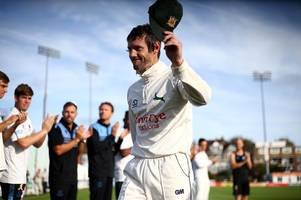 chris read and james taylor appointed as england scouts