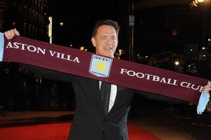 why is tom hanks an aston villa fan? hollywood a-lister's support explained