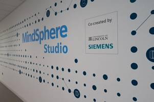 siemens launch new digital lab with university of lincoln to harness data