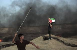Palestinian foreign minister asks ICC to investigate Israel