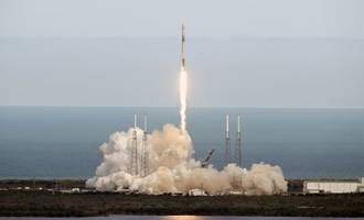 SpaceX Successfully Launches German Commercial Satellites From California