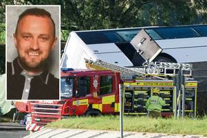 Rangers supporters' bus driver told police brake failure caused fatal smash
