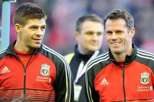 steven gerrard needs rangers to hand him the financial muscle to topple celtic reckons jamie carragher