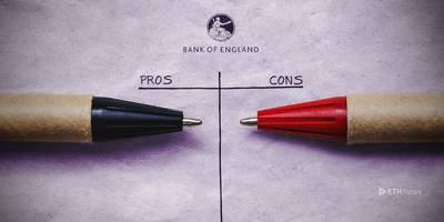 Bank Of England Outlines Three Models For A Central Bank Digital Currency
