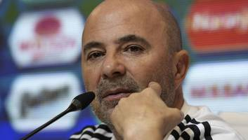 argentina boss sampaoli cites reason for  icardi world cup omission due to 'style of play'