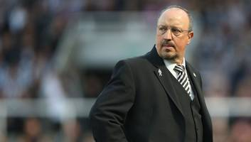 rafa benitez set to overhaul newcastle squad in summer with striker set for exit