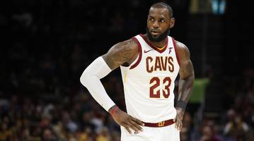 Watch: LeBron James Teases Post-Retirement Autobiographical Project