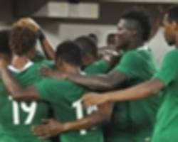 dayo ojo relives 'great moments' despite nigeria's loss to atletico madrid