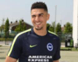 new signing leon balogun reveals inspiration to brighton and hove albion move