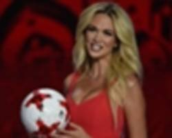 victoria lopyreva expects pogba to stay at manchester united as she promises 'best world cup ever'