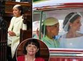 Meghan Markle's sister says Doria Ragland looked like a 'hockey player in the penalty box'