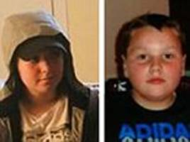 missing boy, 12, and girl, 14, may have boarded train to manchester from scotland