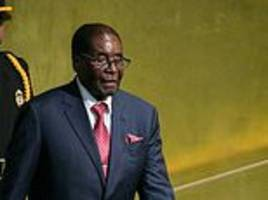 mugabe fails to attend hearing to explain disappearance of $15bn of diamonds but is excused