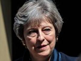 prime minister's questions live: theresa may and jeremy corbyn set for house of commons showdown