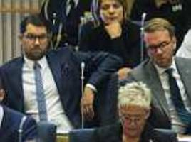 Anti-immigration Sweden Democrats poll record high ahead of elections