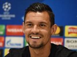 dejan lovren reveals message etched underneath homework table at the age of 12