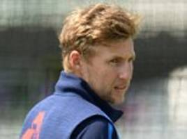england captain joe root orders his men to improve their fitness