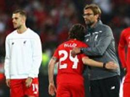 jordan henderson scarred by being left out of 2016 europa league final