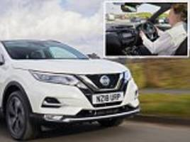behind the wheel of britain's first autonomous car - the nissan qashqai with propilot